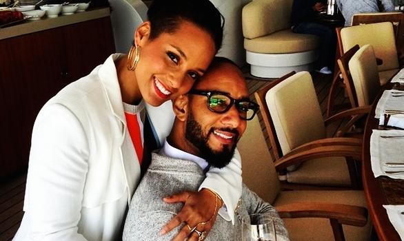 EXCLUSIVE: Alicia Keys & Swizz Beatz – Victory In $16.5 Mill Lawsuit Over Luxury Cars
