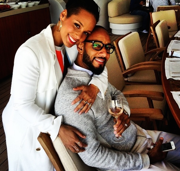 EXCLUSIVE: Alicia Keys & Swizz Beatz – Victory In $16.5 Mill Lawsuit Over Luxury Cars