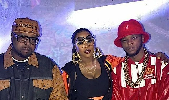 Remy Ma Throws Papoose Surprise 90's B-Day Bash: Fat Joe, Safaree Samuels, Yandy Smith, Doug E. Fresh Spotted
