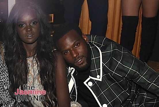 Kofi Siriboe Goes Public w/ Rumored Girlfriend Model Duckie Thot