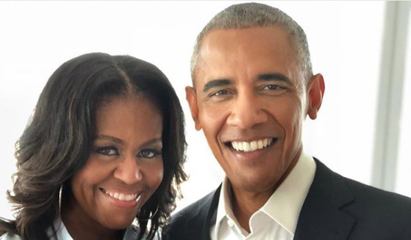 Barack & Michelle Obama Sign Netflix Production Deal