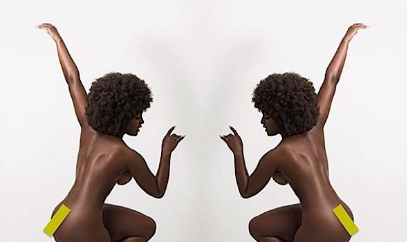 Love & Hip Hop's Amara La Negra Is Butt Naked In New Shoot [Stop & Stare]