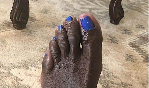 Masika Kalysha Sets Thirst Traps, 2 Chainz Brings Fly Mom On Video Set + Shaq's Struggle Feet [Photos]