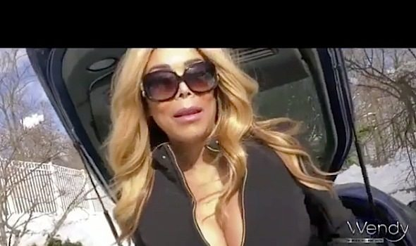 Wendy Williams Shoots Music Video At Her Home, Promoting Return To Show [VIDEO]