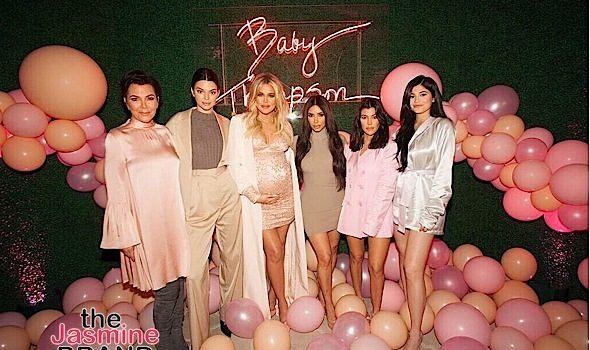 Khloe Kardashian's Baby Shower!