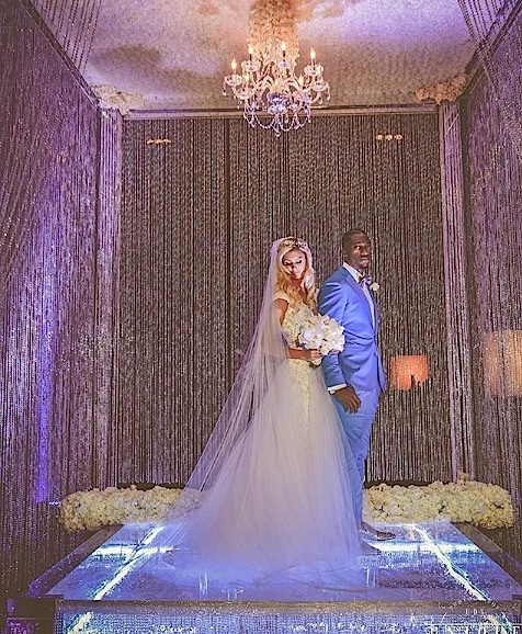 Robert Griffin III Marries Grete Sadeiko [Photos