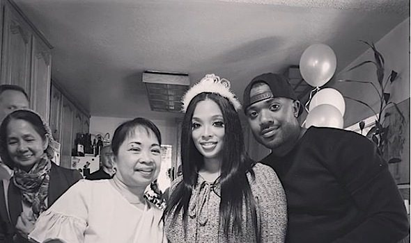 Ray J & Princess Love's Baby Shower [Photos]