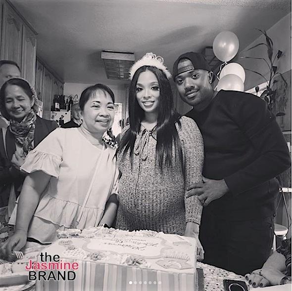 Ray J & Princess Love's Baby Shower [Photos]