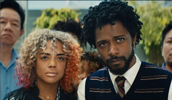 """Sorry to Bother You"" Starring Lakeith Stanfield, Tessa Thompson & Armie Hammer"