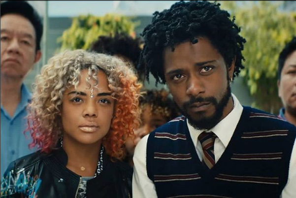 """Sorry to Bother You"" Starring Lakeith Stanfield, Tessa Thompson, Armie Hammer"