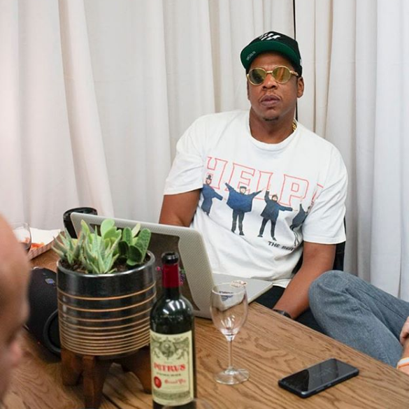 EXCLUSIVE: Jay-Z To Ex-Business Partner - You're Only Suing Me Because I'm Famous!