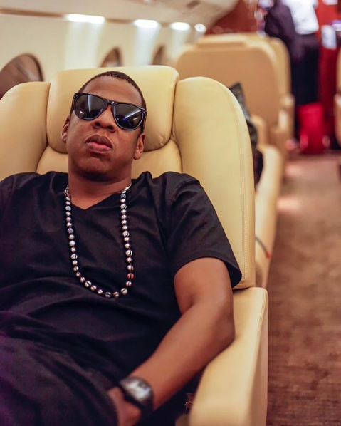 EXCLUSIVE: Jay-Z To Ex-Business Partner – You're Only Suing Me Because I'm Famous!