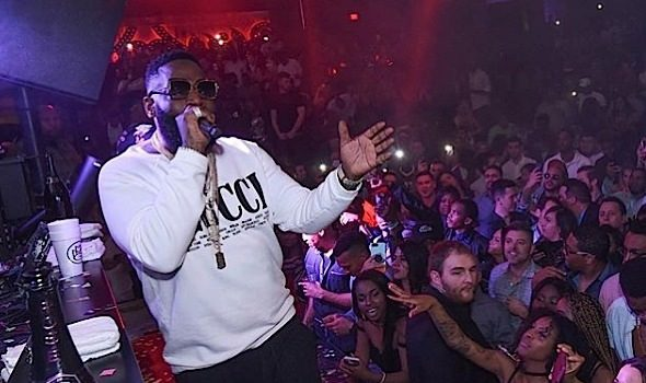 Rick Ross Performs For 1st Time Since Hospitalization