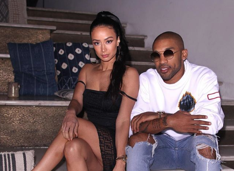 Draya Michele's Wants To Design Merch For Redskins + Fiance Signs 2 Year Deal