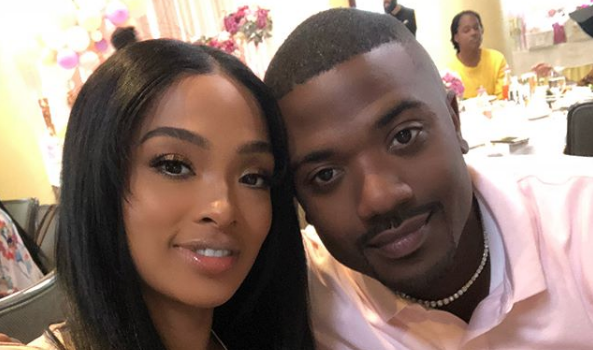 Ray J & Princess Love's Daughter Name Revealed!