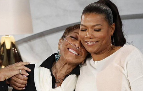 Queen Latifah's Mother Dies After Struggling with a Heart Condition, Actress Says: I'm heart broken, but I'm at peace.