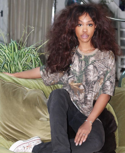 SZA Pulls Out Of Tour Due To Swollen Vocal Cords
