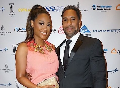 Kenya Moore Makes 1st Appearance Since Rumored Pregnancy Announcement