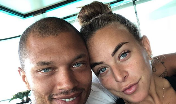 'Prison Bae' Jeremy Meeks Welcomes New Baby With Girlfriend Chloe Green