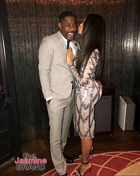 Jay-Z & Beyonce Hits Big Sean's 30th Bash, Erykah Badu Looks Topless + Idris Elba's Fiancee Has A Donk [Photos]