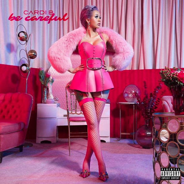 Cardi B Addresses A Cheating, Lying Man In 'Be Careful' [New Music]