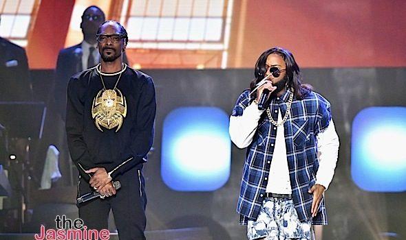 Snoop & BSlade Perform At Stellar Awards + Red Carpet Photos