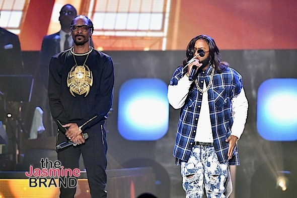 Snoop & BSlade Perform At Stellar Awards + Red Carpet Photos