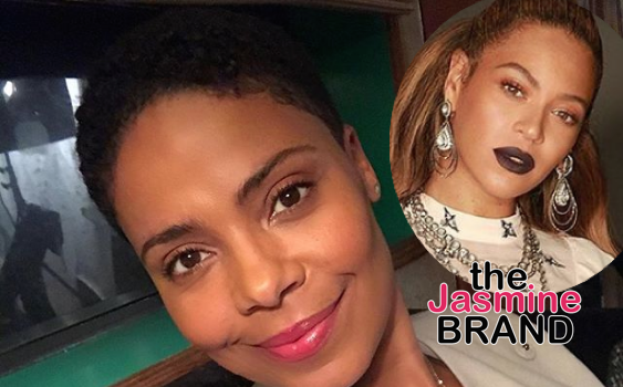 Sanaa Lathan Bit Beyonce, According To Sources: 'It Was NOT Aggressive'