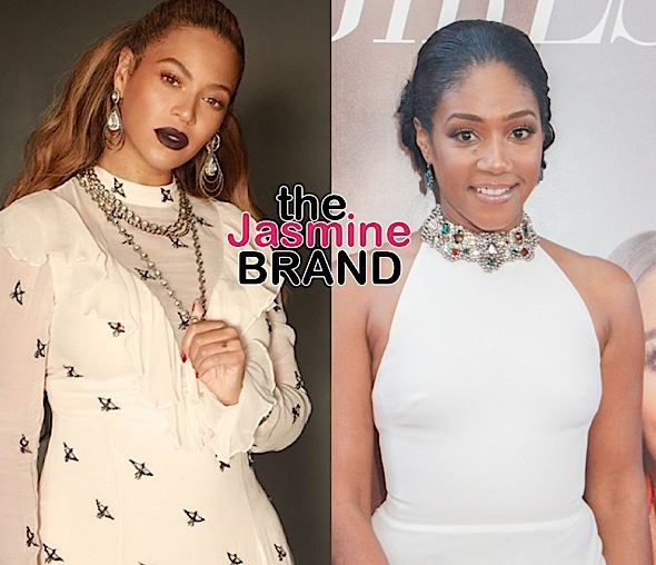 Tiffany Haddish - I Can't Tell You Who Bit Beyonce Because I Signed A NDA