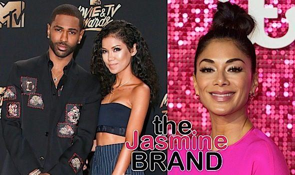 EXCLUSIVE: Big Sean & Jhene Aiko Relationship In Jeopardy Over Nicole Scherzinger