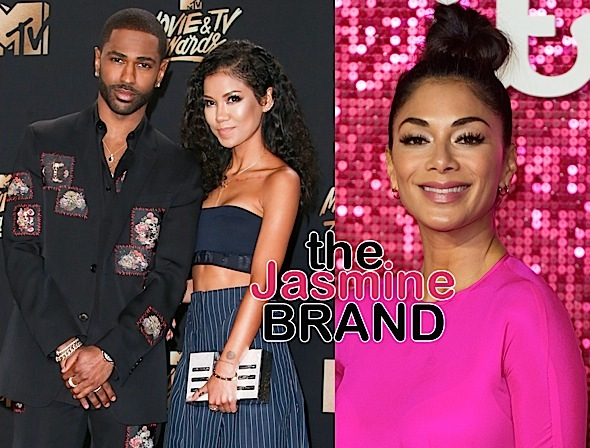 EXCLUSIVE: Big Sean & Jhene Aiko Relationship In Jeopardy Over Nicole Scherzinger