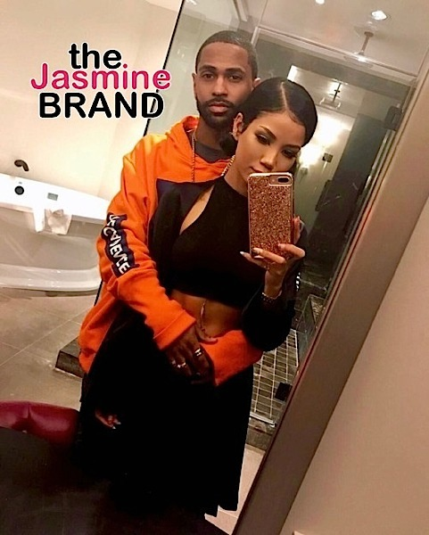 Jhene Aiko Posts Emotional Message To Ex-Boyfriend Big Sean