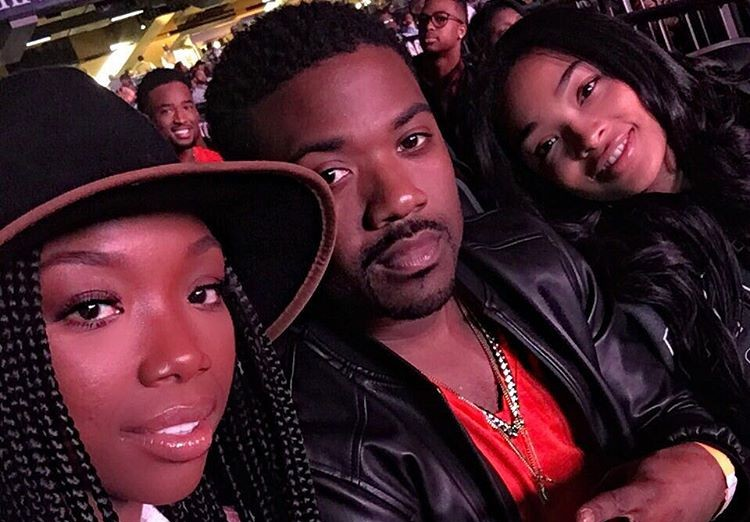 Brandy Tells Ray J & Princess Love: No Matter What Anyone Says, We'll Always Be Family