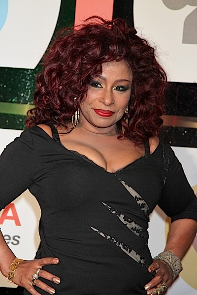 "Chaka Khan Says Today's Music Is Missing ""Talent"""