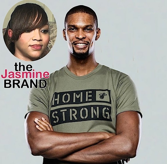 EXCLUSIVE: Chris Bosh Baby Mama Bankruptcy in Danger – She's Not Making Any Payments, According to Trustee