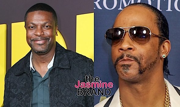 EXCLUSIVE: Katt Williams & Chris Tucker Make List Of Top Delinquent Taxpayers