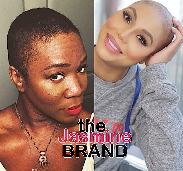 Haute & Bald! India Arie & Tamar Braxton Show Off New Short Hair