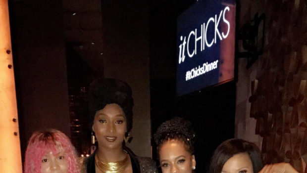 "Rah Ali Hosts ""It Chicks"" Dinner: Blac Chyna, Brooke Bailey, V Bozeman, Tori Brixx Attend"