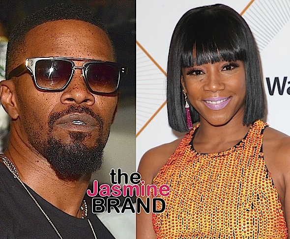 Jamie Foxx: Tiffany Haddish Is The New Queen Of Comedy!