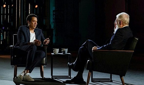 Jay-Z To Appear On David Letterman's Netflix Show