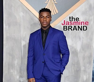 "John Boyega Slams ""Star Wars"" Trolls – Stop Harassing Us!"