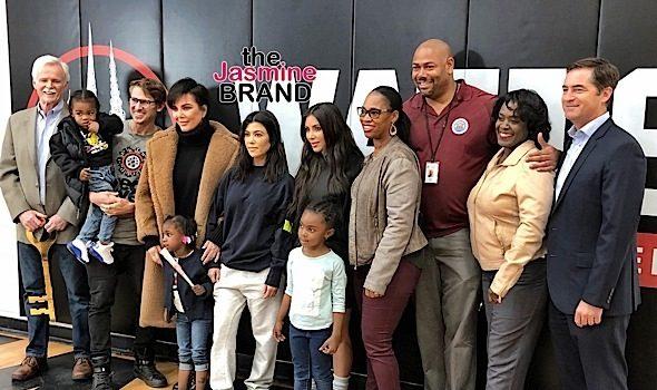 Kardashian's Donate $100k To Keep Watts Recreational Center Open