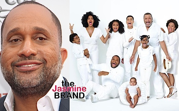 'Black-ish' Episode Pulled Over Creative Difference w/ Kenya Barris