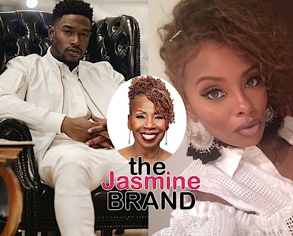 Kevin McCall – Eva Marcille Lied, I Didn't Beat Her! + Iyanla Vanzant Interjects