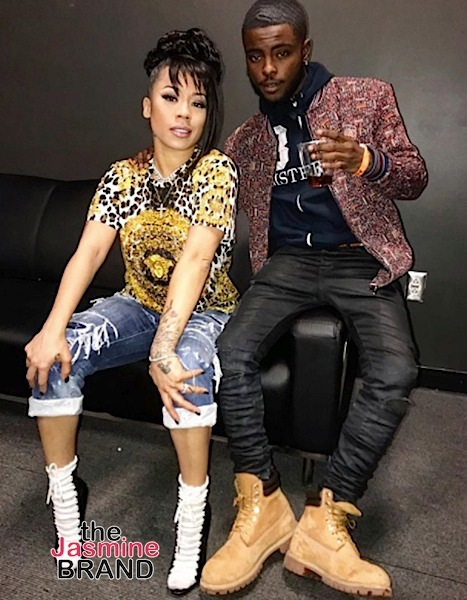 Keyshia Cole - My Boyfriend Is 22 & People Have Been Judgmental