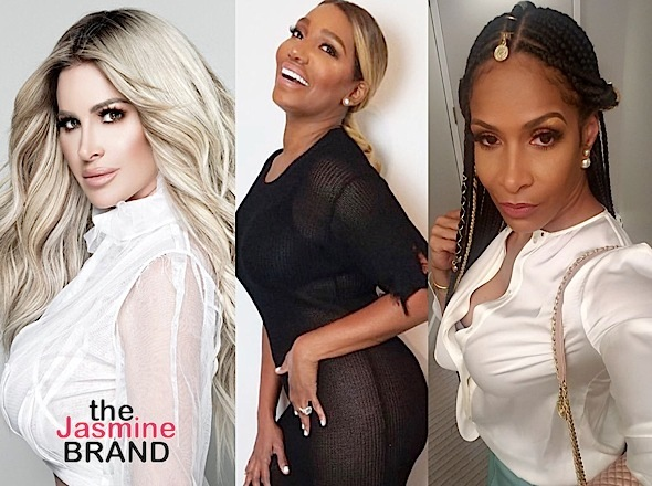 NeNe Leakes Taunts Sheree Whitfield's Jailed Boyfriend, Calls Kim Zolciak A Lying, Miserable A**!