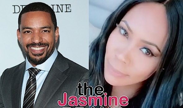 EXCLUSIVE: Laz Alonso Is NOT Dating Deelishis (aka London Charles)
