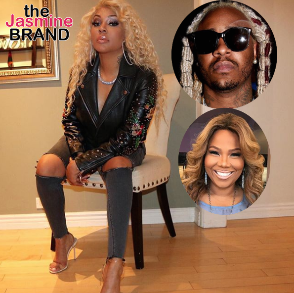 Love & Hip Hop's Lyrica Anderson – My Husband Didn't Fake Robbery For A Storyline, Stop Blaming Mona Scott-Young