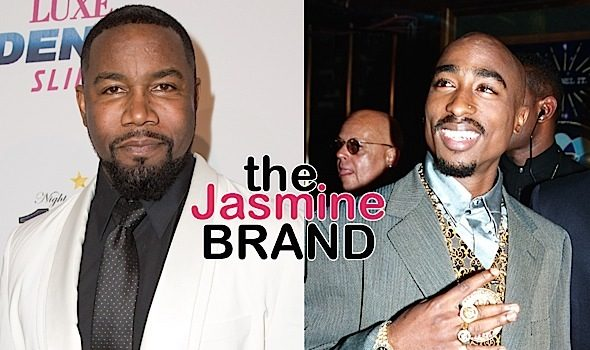 EXCLUSIVE: Michael Jai White Recalls Friendship w/ Tupac – He Was Like 2 Different People