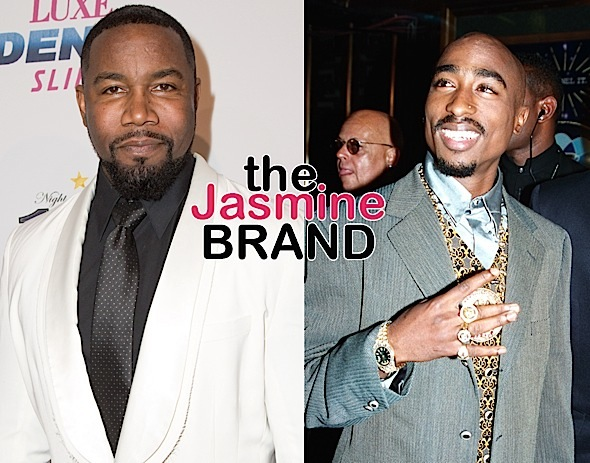 EXCLUSIVE: Michael Jai White Recalls Friendship w/ Tupac - He Was Like 2 Different People